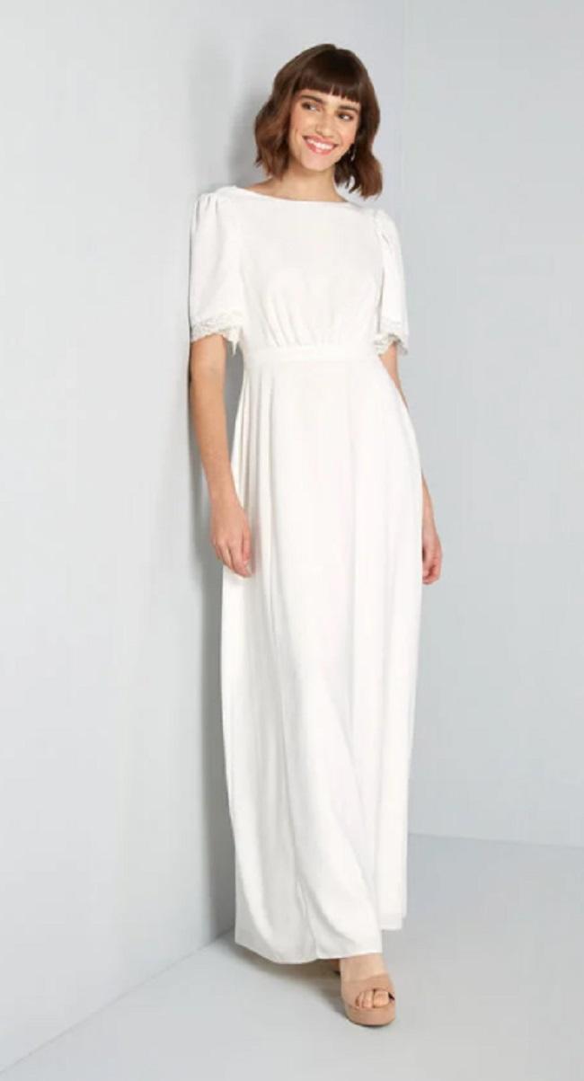 ModClothのウェディングドレスの例1