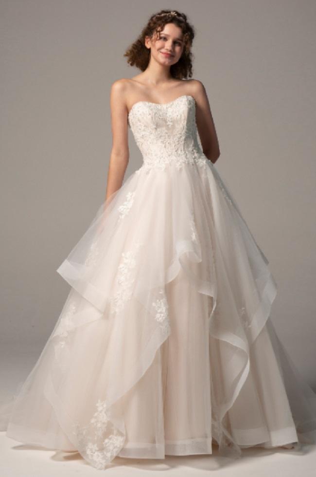 COCOMELODYのドレス例1