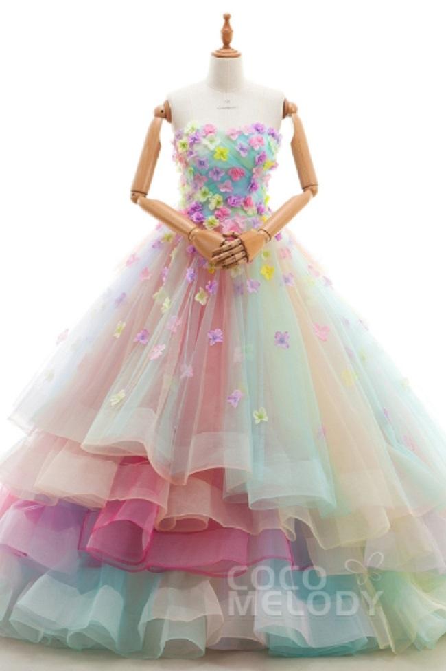 COCOMELODYのドレス例2