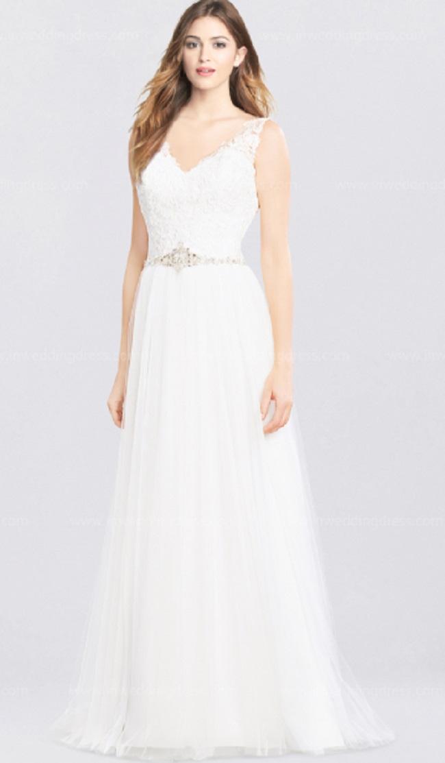 In Wedding Dressのウェディングドレスの例2